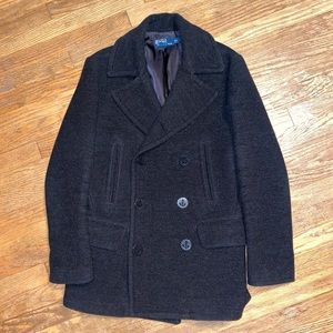 Polo by Ralph Lauren Wool Coat